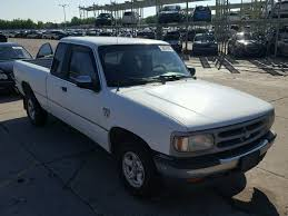 1994 Mazda B4000 Cab For Sale At Copart Littleton, CO Lot# 38678448