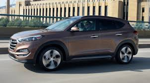 2016 Hyundai Tucson Is the latest pact SUV to ship the best
