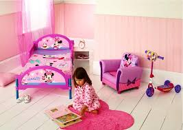 Mickey Mouse Bathroom Decor Kmart by Having Fun With Pink Minnie Mouse Toddler Bed Set Mickey Mouse