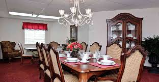5021 The Cambridge Springfield MO Private Dining Room