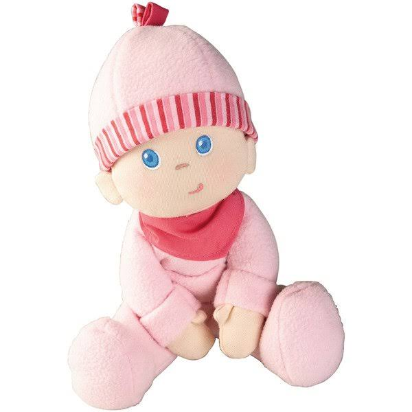 Haba Snug-Up Luisa First Baby Doll - 8in