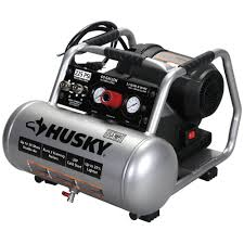 Husky 4 Gal 225 PSI High Performance Crew Electric Portable Air