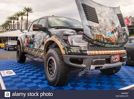 Customized Ford F-150 Raptor Truck At SEMA Stock Photo: 132885971 ... 2011 Ford F150 Svt Raptor News And Information 2017 Review Baja Bad Boy The Drive Race Truck Gallery Top Speed Truck Front Bumper Light Bar Mount Kit Foutz Ranger Almost Got A 12 Or 13 Speed Gearbox 10 Was Just Right Race Revealed Practical Motoring 2019 Adds Adaptive Dampers Trail Control System Ssr Running Boards Stainless Steel Most Insane Truck You Can Buy From A Fantastic 87 In New Auto Sales With 2018 4x4 For Sale Statesboro Ga F80574 Linex Custom Will Roll Into Sema Unscathed Autoweek