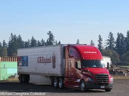 100 Cr England Truck CR Freightliner Cascadia 55424 CR Engl