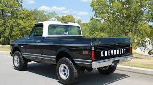 1972 Chevrolet 4x4 Pickup | S55 | Dallas 2012