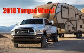 Torque Wars! 2018 Ram HD Claims Most Torque And Heaviest 5th-Wheel ...