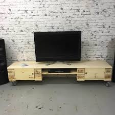 Full Size Of Console Tablesconsole Tv Table Extra Long Pallet Media Diy