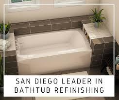 diego bathtub refinishers