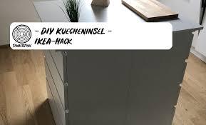 diy kücheninsel selber bauen ikea hack timbertime de