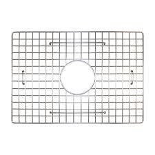 Sink Grid Stainless Steel by Gr1813 Kitchen Sink Grid Rack 18 5 X 13 Inch Native Trails