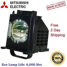 mitsubishi wd 73737 tv l 915b403001 replacement bulb housing