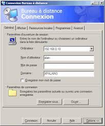 bureau a distance bureau à distance ou remote desktop contrôle à distance microsoft