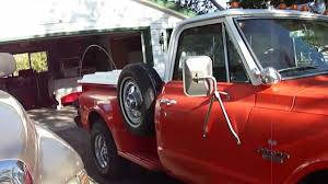 100 1970 Chevy Pickup Truck Original 4x4 Longbed YouTube