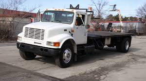 2001 International 4900 Flatbed Truck For Sale - YouTube 2004 Intl 4300 16 Flatbed Truck For Sale Youtube Med Heavy Trucks For Sale Intertional Trucks In Tennessee For Used Bucket Reliable Bts Equipment 1970 Gmc 13 Ton Flatbed In Pa Used 2013 Freightliner M2106 Truck New Mitsubishi Fuso 7c15 Httputoleinfosaleusflatbed 1977 Chevrolet C65 Flatbed Truck Item Dc53 Sold Octob Ford Georgia On Maun Motors Self Drive Flat Bed Van Hire From