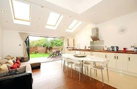 Dining Rooms Are Dying Out As Homeowners Favour Open Plan Living Kitchen Family Room Extension Ideas