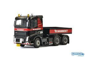 100 Sleeper Cab Truck WSI Mammoet Volvo FH4 Ballast Box 410231 TRUCKMO