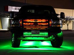 100 Lights For Trucks Ultimate LED Truck Grille Kit LED Truck Lighting Truck
