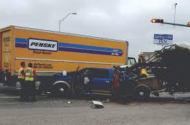 100 Penske Pickup Truck Rental Accident On 87 Big Spring Herald