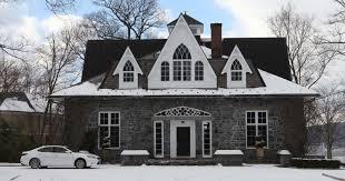 100 Sleepy Hollow House Historic Stone Manor For Sale 34 Million
