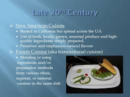 cuisine preparation vs modern april 12 introduction to careers in the food