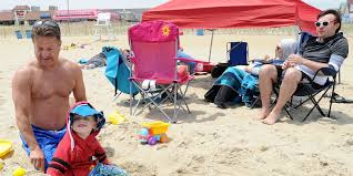 Sinking Spring Borough Snow Emergency by With Tourists Incoming Some Throw Shade At Rehoboth Over Beach