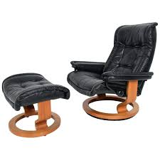 Recliner Chair Ottoman Vintage Modern Recliner Chair And Ottoman For ... Living Room Exciting Rockers Gliders Ottomans Recling Rocking Chair With Ottoman Lacaorg Harriet Bee Hemsworth Glider Recliner Ottoman Wayfair Matching Adams Fniture Smothery And Chair Rocker Then Baby Latitude Run Sao Recling Massage Reviews Artage Intertional Emma And Stoney Creek Hcom 2 Piece Rocking Set White Aosom 100 With Amazoncom Dutailier Sleigh Glidermulposition Recline Essential Home