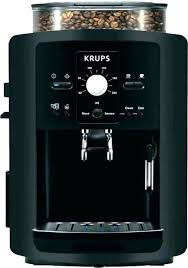 Krups Coffee Maker And Grinder Grind Brew Single Serve Electronic Bean