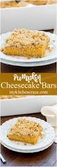 Marbled Pumpkin Cheesecake Bars by 180 Best My Kitchen Craze Sweets Images On Pinterest