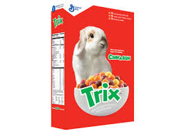 General Mills Rebrands Trix To Promote Artificial Ingredients Removal