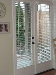 French Patio Doors With Built In Blinds by Best 25 Sliding Door Blinds Ideas On Pinterest Sliding Door