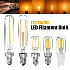 shop cob led light bulb e12 e14 g9 1w 2w dimmable tubular