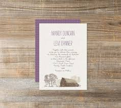 Printable Digital Rustic Barn Wedding Invitation These Would Look Great Printed On Our Eco