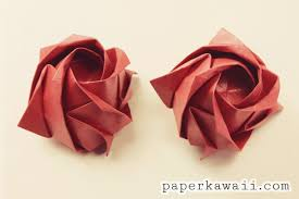 Learn How To Fold An Origami Kawasaki Rose By Toshikazu