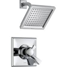 Delta Dryden Faucet Stainless by Delta Dryden 1 Handle Shower Only Faucet Trim Kit In Stainless