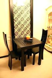 Dining Room Sets For 2 Person Table Small