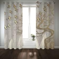 aeici vorhang blickdicht vintage gardinen vorhänge