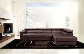 Brown Couch Living Room by Rediscovering The Elegancy By 10 Brown Leather Sofas Designoursign