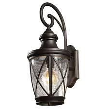 dusk to outdoor wall light mounted lighting watt bronze