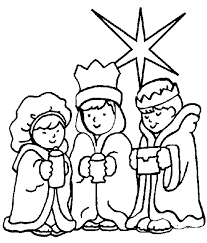 Preschool Christmas Coloring Pages 15