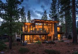 100 Modern Mountain Cabin Woodsy Mountain Cabin In Martis Camp Blends Modern With Rustic