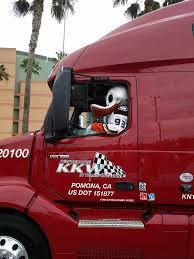 100 Brown Line Trucking Press Room KKW Inc