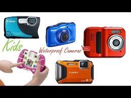 Top 5 Best Waterproof Cameras for Kids Best Rugged Waterproof