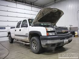 Going The Distance - 2005 Chevy Silverado 2500HD - Diesel Power Magazine
