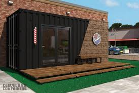 100 Converting Shipping Containers Container Conversions Cleveland