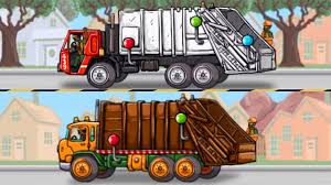Garbage Truck Videos For Children: Kids The Garbage Truck - City ... Garbage Truck Wash Car Youtube Trucks Youtube Videos Blue Dumping Dumpster Police Mixer For Children Coche Color Learning For Kids Video Dump Toy Tonka Picking Up Trash L Rule Bruder Ambulance Toy Bruder Children The Song By Blippi Songs