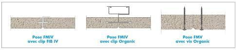 dalle acoustique en de bois organic mineral murs et
