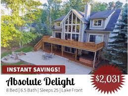 Pet Shed Promo Code September 2017 by Deep Creek Lake Specials Railey Mountain Lake Vacation Rental Homes