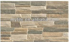 exterior tiles rustic tiles series with brick shape wall tiles