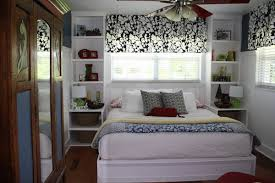 Small Bedroom Ideas With Bed Storage Decorating In Various Styles