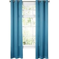 blue curtains drapes you ll love wayfair
